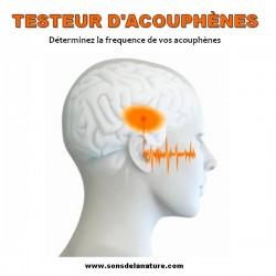 TESTEUR D'ACOUPHÈNES