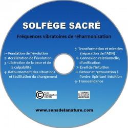 Solfège Sacré