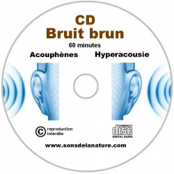 CD Bruit brun