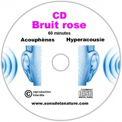 CD Bruit rose