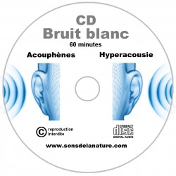CD Bruit blanc